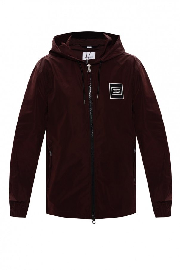 Burberry Jacket with logo