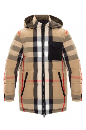 Reversible down jacket od Burberry