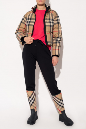 Down jacket od Burberry