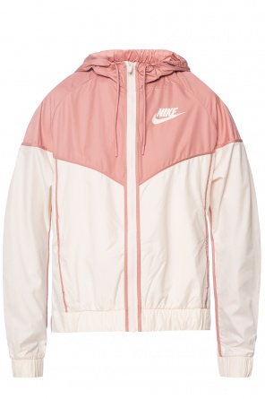 Jacket with a print and logo od Nike