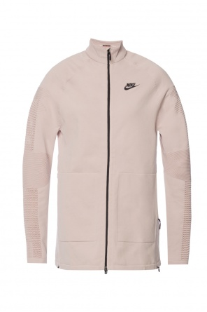 Sweatshirt with mesh inserts od Nike