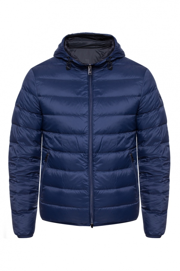 Reversible down jacket od Emporio Armani