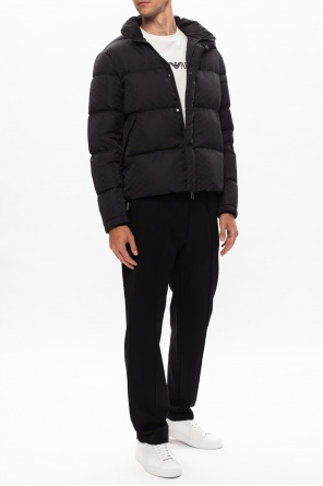 Quilted down jacket od Emporio Armani