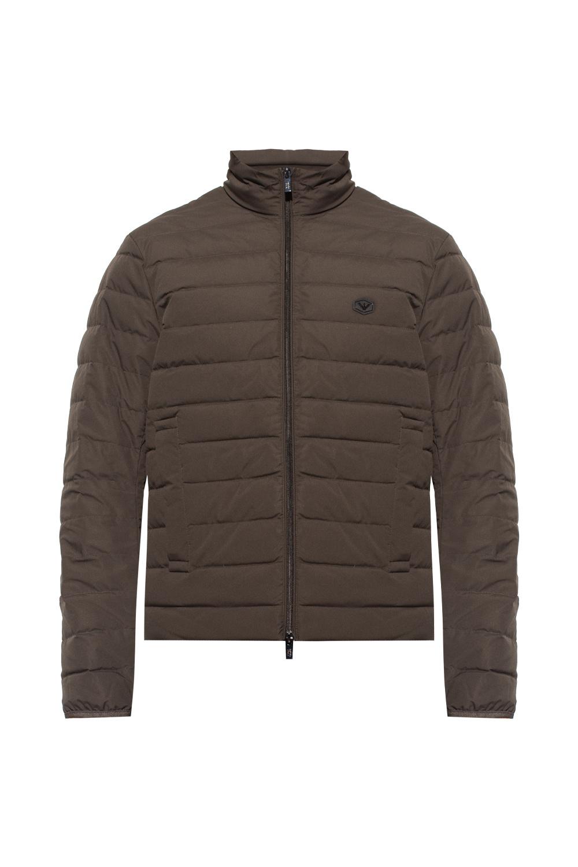 Emporio Armani Quilted jacket
