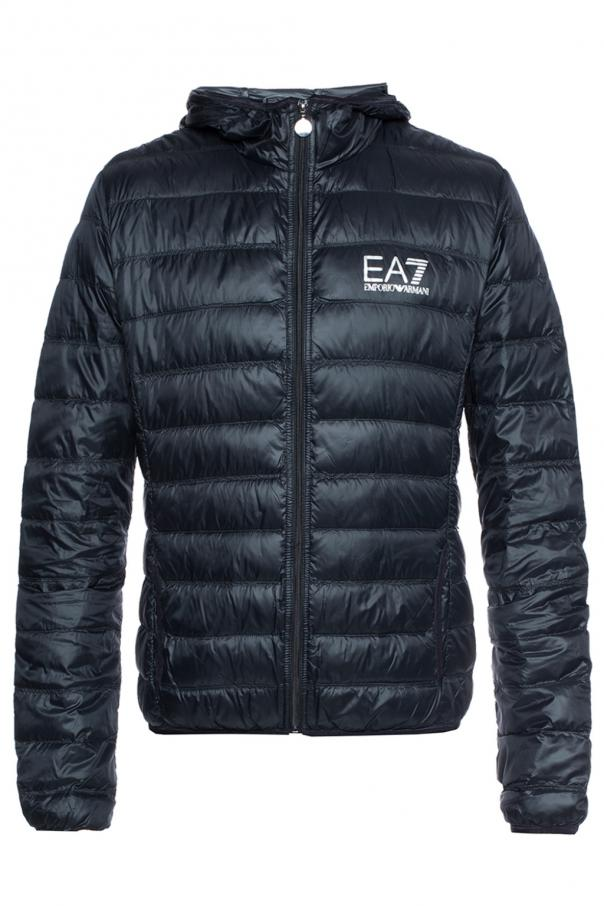 EA7 Emporio Armani Hooded jacket
