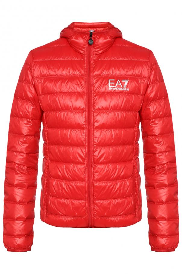 EA7 Emporio Armani Hooded jacket
