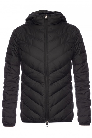 Hooded down jacket od EA7 Emporio Armani