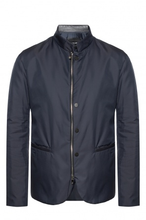 Jacket with slip pockets od Giorgio Armani