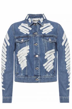 0150770d70f Printed jacket od Moschino Printed jacket od Moschino