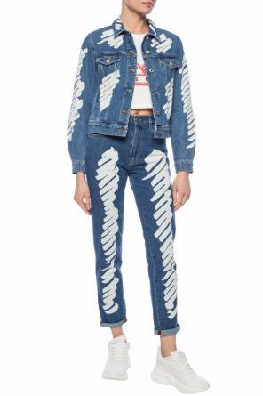 e6f358912aa Printed jacket od Moschino ...