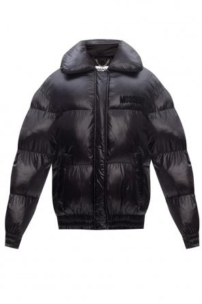Logo jacket od Moschino