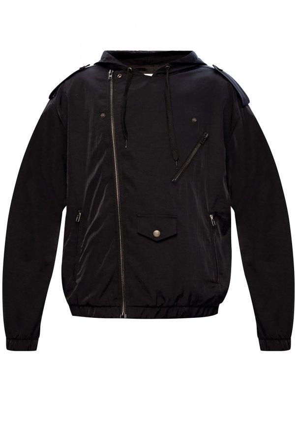 Moschino Hooded jacket
