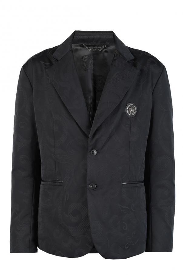 Versace Patterned jacket