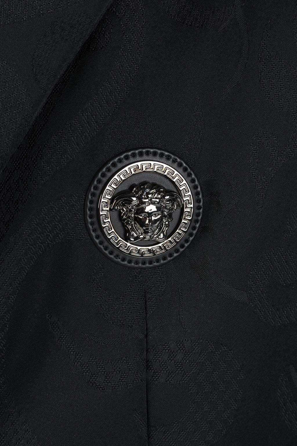 Versace Patterned jacket