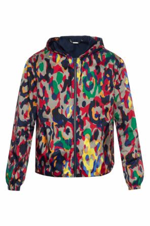 Hooded jacket od Versace