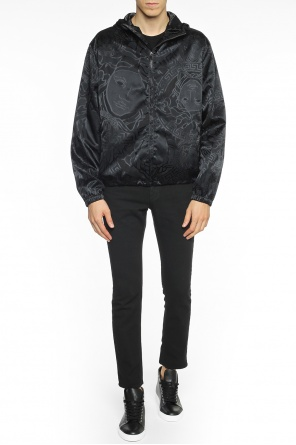 Medusa head jacket od Versace