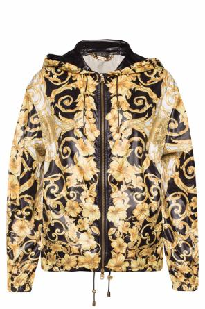 Patterned jacket od Versace