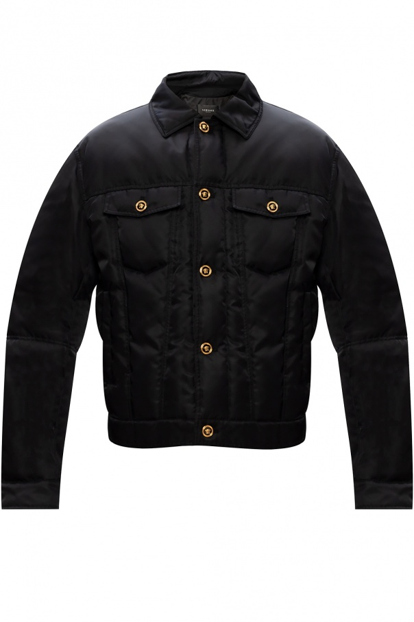 Versace Jacket with decorative buttons