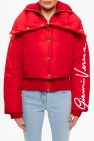 Versace Down jacket with detachable sleeves
