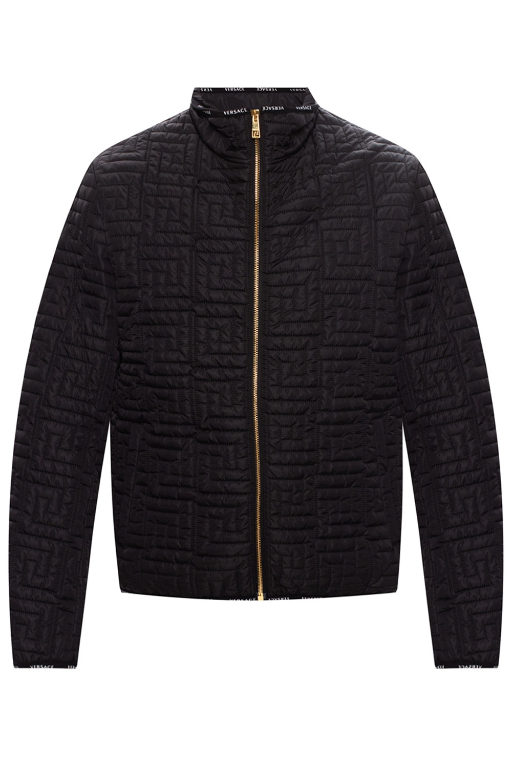 Versace Quilted jacket