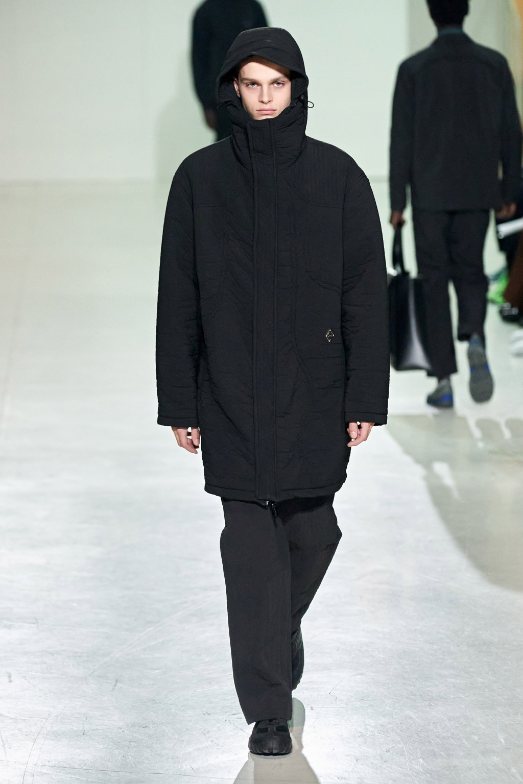 A-COLD-WALL* Hooded coat