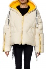 Khrisjoy 'Khris' hooded fur down jacket