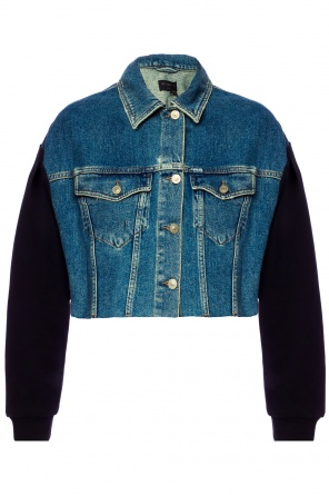 'anders' denim jacket od AllSaints
