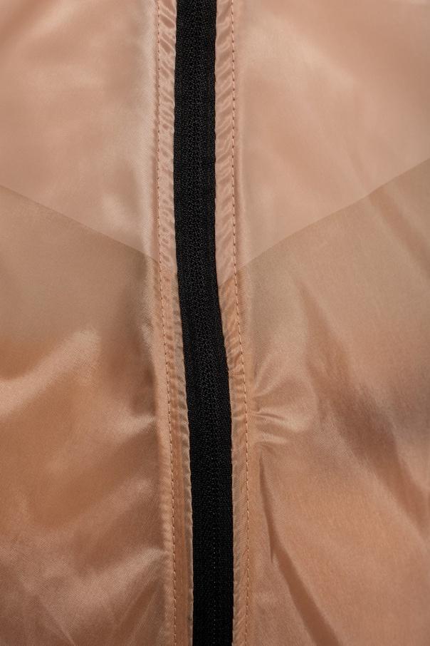 b152e6ef5 Logo-printed rain jacket Nike - Vitkac shop online