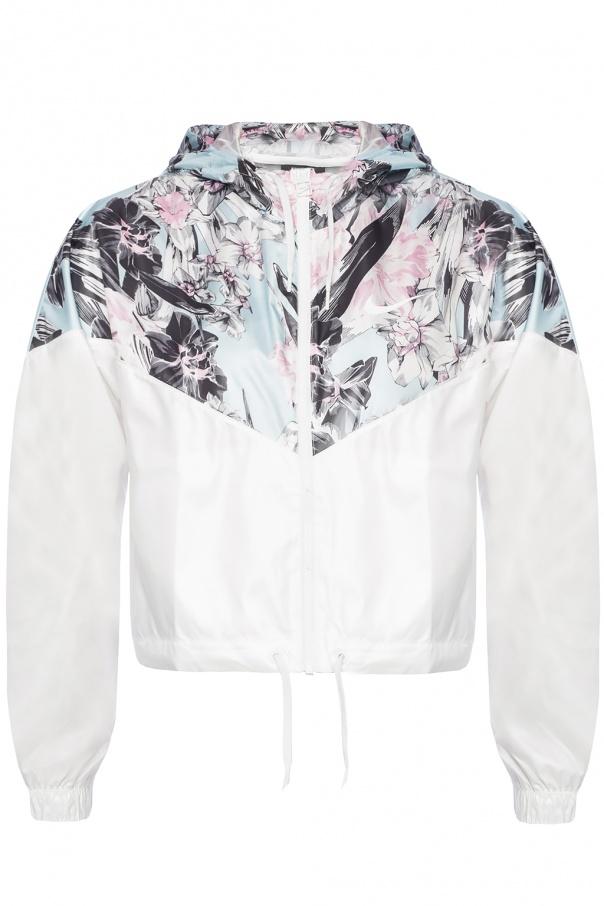 dd4e17f64 Printed rain jacket Nike - Vitkac shop online