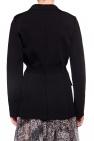Alaia Notch lapel blazer