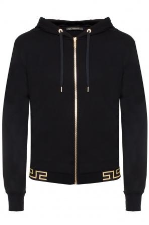 Greek pattern sweatshirt od Versace