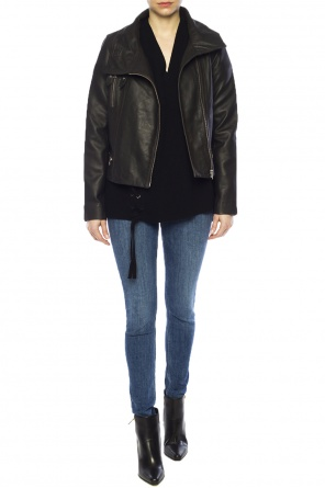 Funnel collar jacket od AllSaints