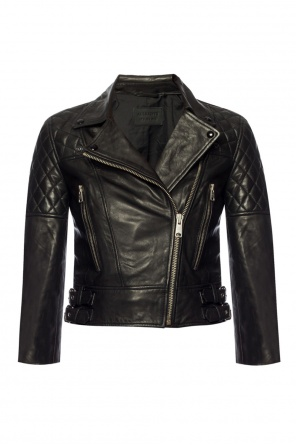'beattie' biker jacket od AllSaints