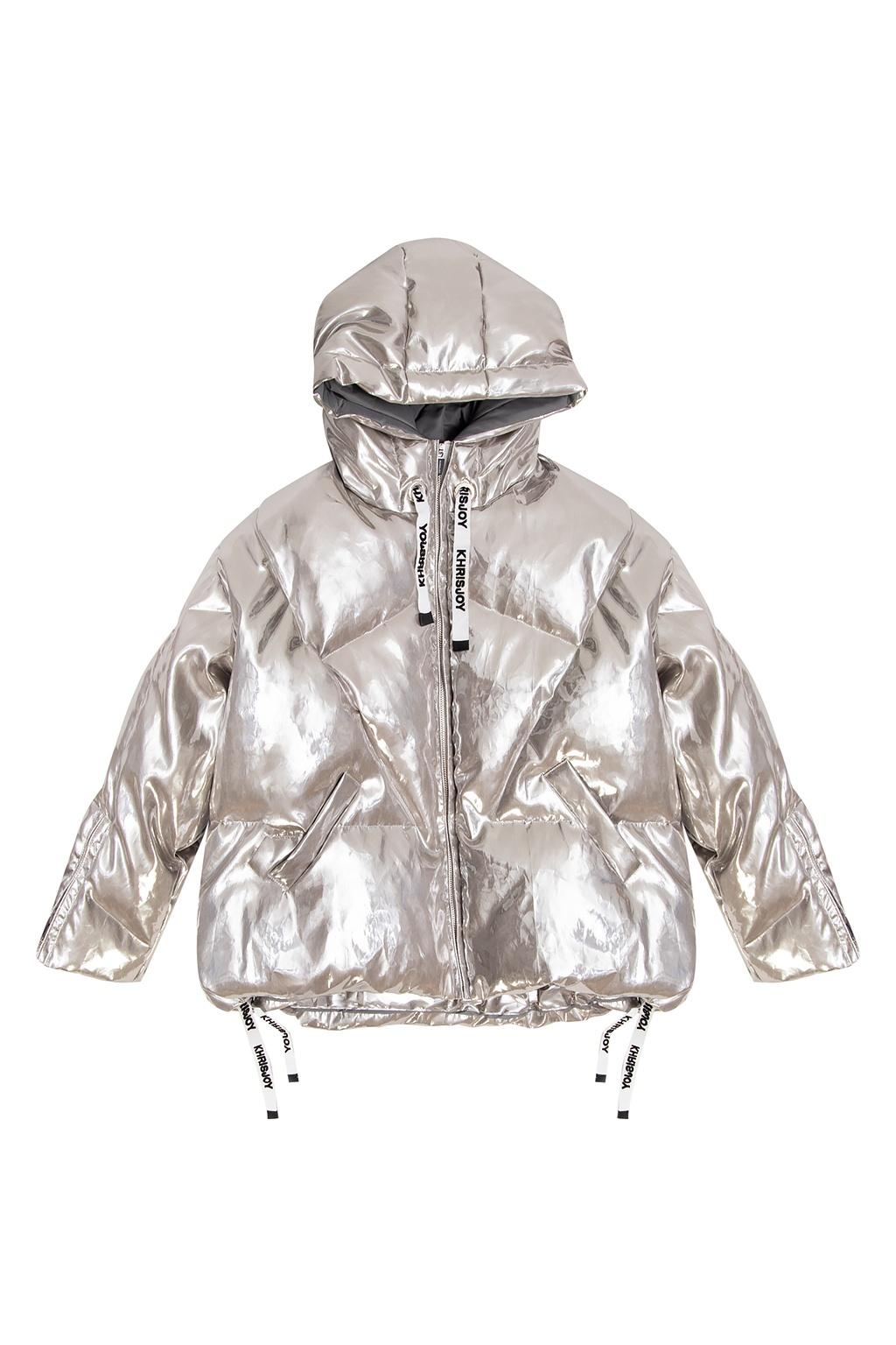 Khrisjoy Kids 'Khriskid' quilted down jacket
