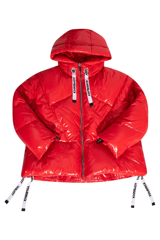 Khrisjoy Kids Hooded down jacket