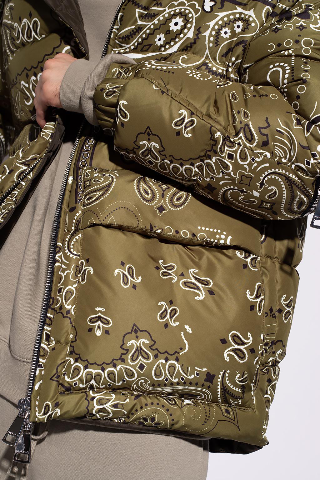 Khrisjoy Paisley-printed jacket