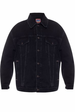 Oversize denim jacket od Acne