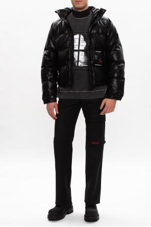 Vegan-leather jacket od MISBHV