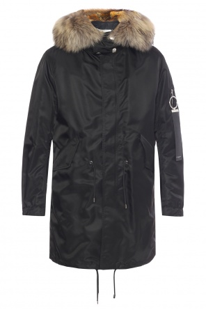 Hooded parka od Givenchy
