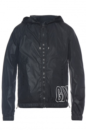 Printed logo jacket od Givenchy