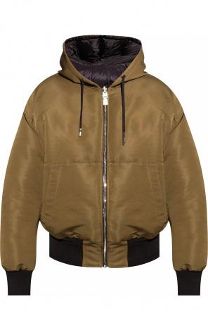 Jacket with logo od Givenchy