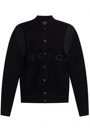 Bomber jacket with logo od Givenchy