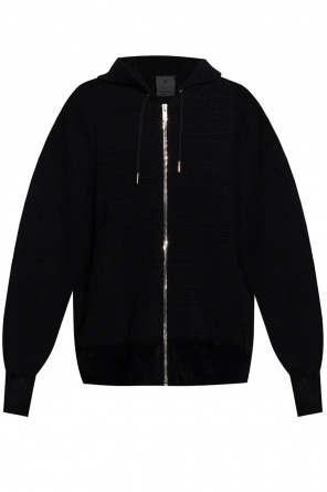 Monogrammed hoodie od Givenchy