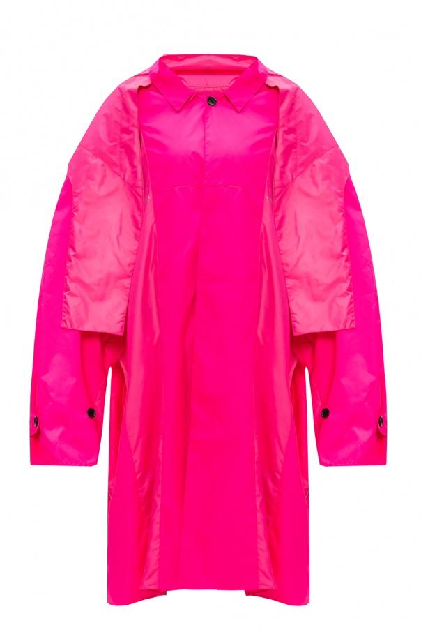 Ambush Oversize coat with logo
