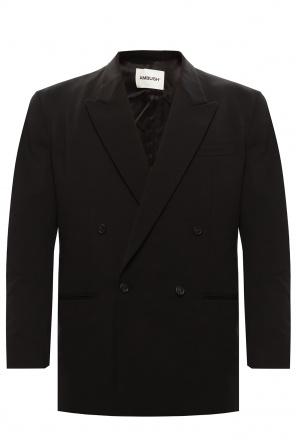 Double-breasted blazer od Ambush