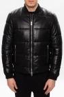 AllSaints 'Bowen' puffer bomber jacket