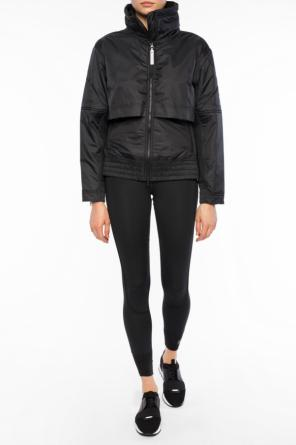 Jacket with quilted accents od Adidas by Stella McCartney