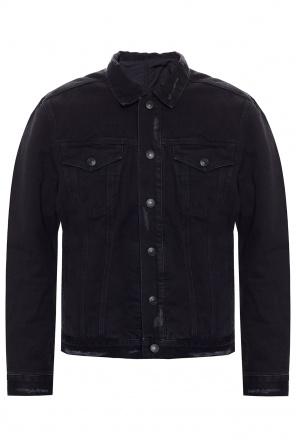 'brind' reversible jacket od AllSaints