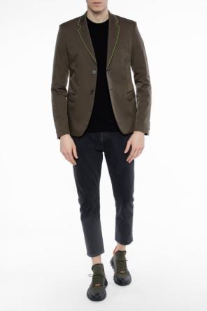 Blazer with notch lapels od Versace Versus