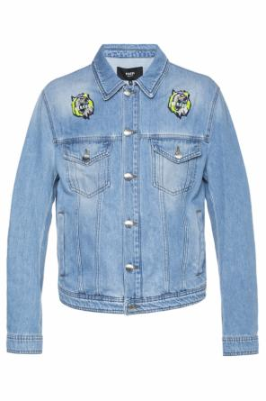 Denim jacket od Versace Versus
